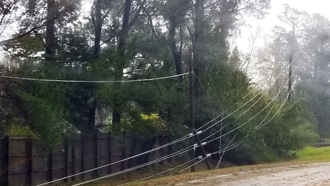 Duke Energy crews restore power to most of the nearly 600,000 customers impacted by major storm in Carolinas