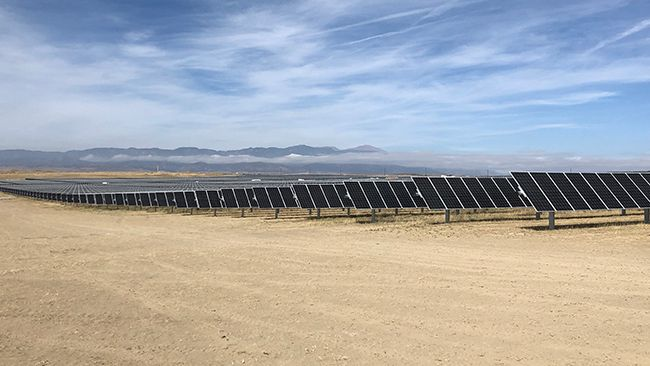 Duke Energy Renewables and Colorado Springs Utilities bring 60 megawatts of solar energy online