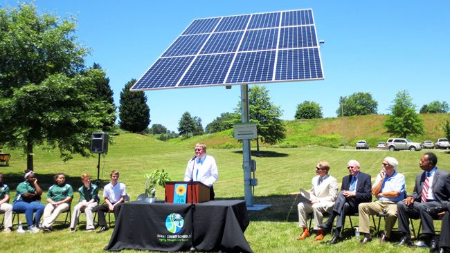 Duke Energy program helping N.C. customers and schools expand renewable energy