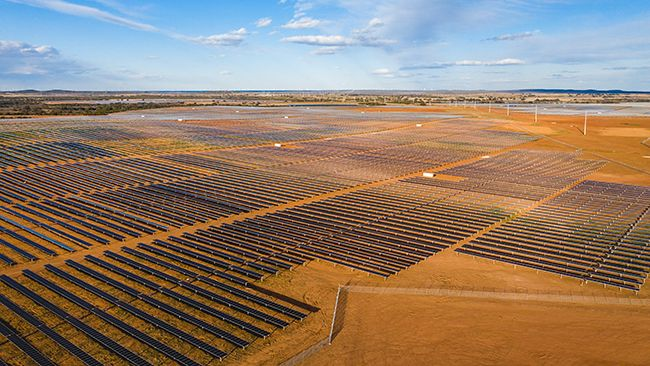 Duke Energy Renewables' largest solar project now online in Texas