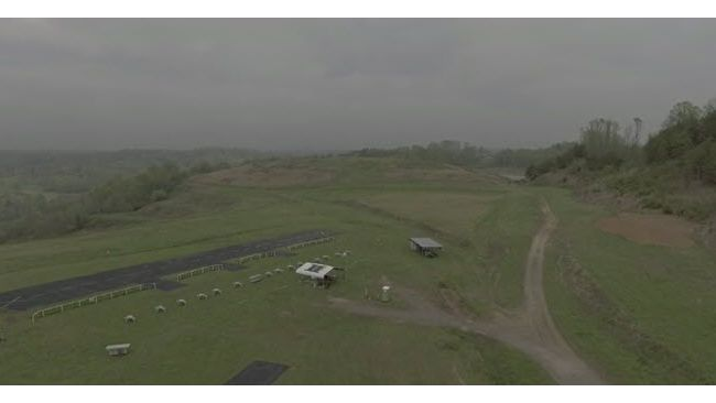 Solar Project Site in Buncombe County