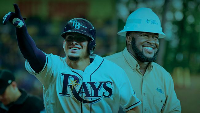 Duke Energy Florida and the Rays Powering Through Together to help Tampa Bay