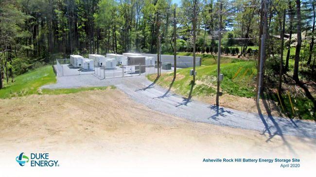 Battery Installation in Asheville, N.C. (Longer Version)