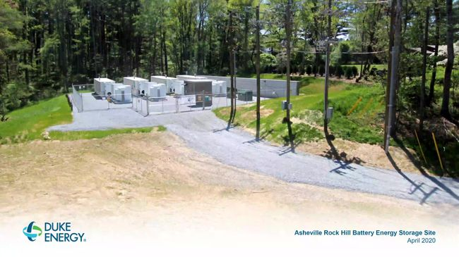 Battery Installation in Asheville, N.C (Shorter Version)