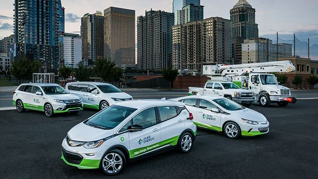 Duke Energy advances climate strategy with aggressive pledge to electrify vehicle fleet by 2030