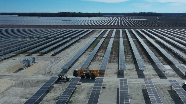 Duke Energy solar generation flourishes for Florida
