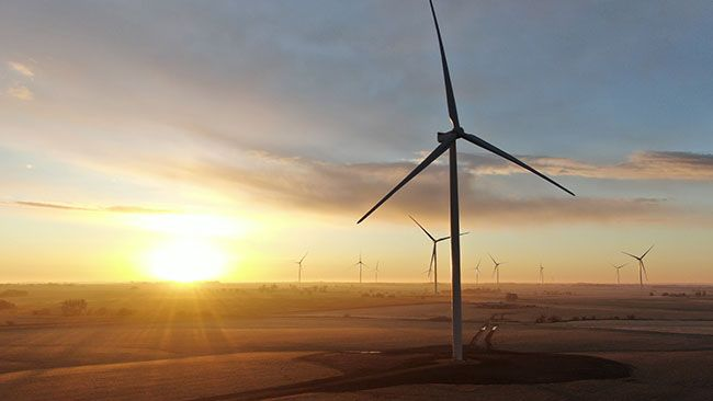 Duke Energy Renewables announces commercial operation of its largest windpower project – 350-MW Frontier II in Oklahoma