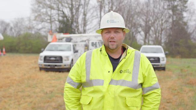 Duke Energy Carolinas Lineworkers' Soundbites