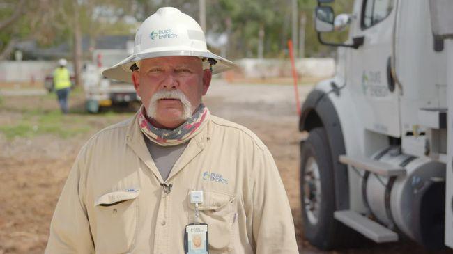 Duke Energy Florida Lineworkers' Soundbites