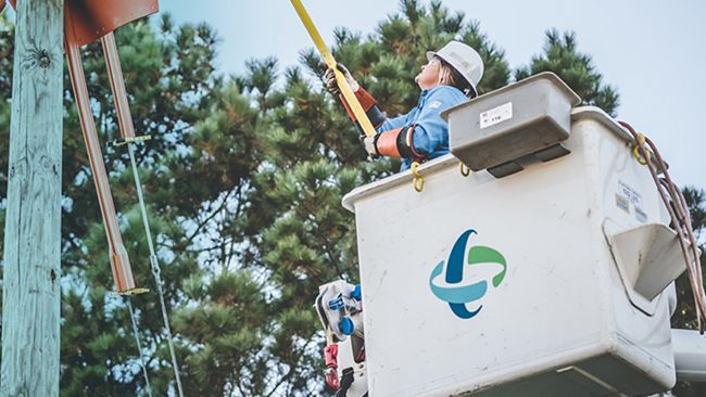 Duke Energy celebrates the power behind the power on National Lineworker Appreciation Day