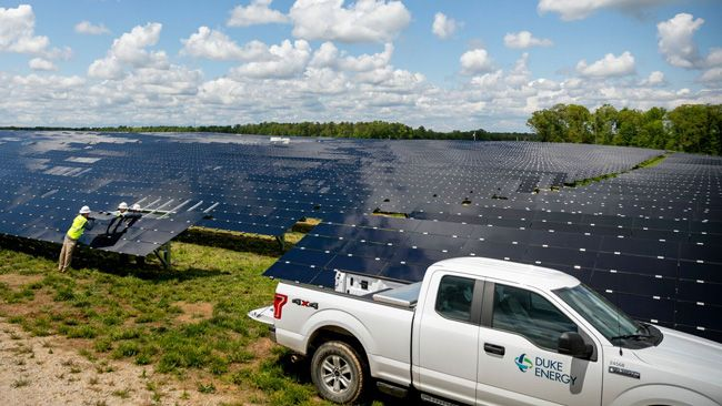N.C. regulators approve Duke Energy landfill solar project