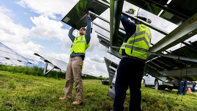 Duke Energy begins construction on 22.6-megawatt Cabarrus County, N.C., solar project