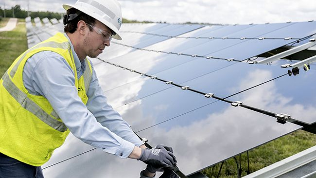 Duke Energy Sustainable Solutions will build its largest solar project to date: 250-MW Pisgah Ridge Solar in Texas