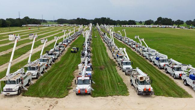 Duke Energy preparation made for rapid response following Tropical Storm Elsa