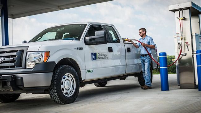 Piedmont Natural Gas purchases compressed natural gas fueling station in Greer, S.C.