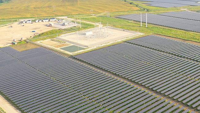 Duke Energy reaches 10,000-megawatt renewable energy milestone