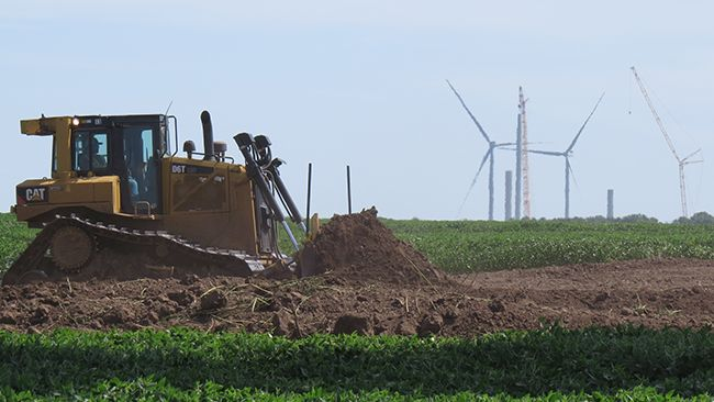 Duke Energy Sustainable Solutions announces its first wind energy project in Iowa – 207-MW Ledyard Windpower