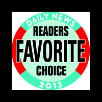 2013 Readers Choice Favorite 4C Logo
