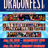 14th Annual Dragonfest expecting Record Crowds
