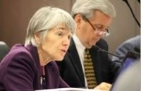 Judge Lucas and Justice Hill lead the Court Facilities Advisory Committee