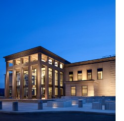 The New Lassen County Courthouse