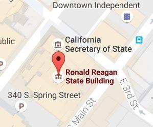 Ronald Reagan State Building