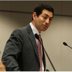 California Supreme Court Justice Tino Cuéllar