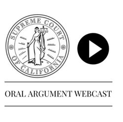 Supreme Court Oral Argument Webcast