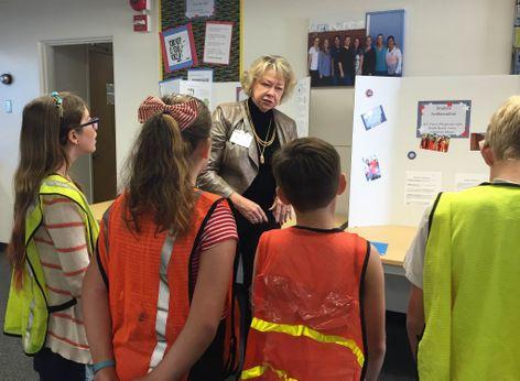 2016 Civic Learning Award of Distinction: John H. Eader Elementary School