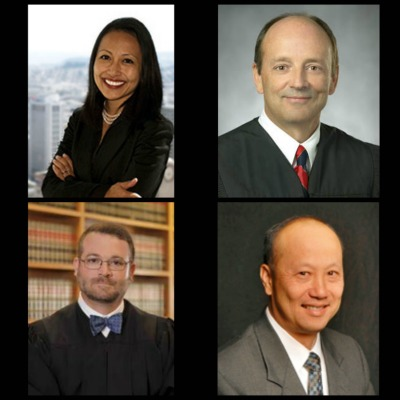 Judicial Council appointments 2016