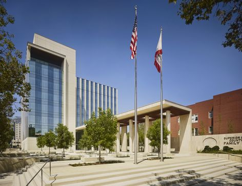 Santa Clara Family Courthouse after Opening