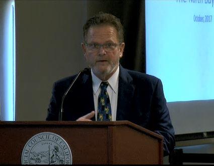 Judge Gary Nadler - Nov 17, 2017 JC Meeting