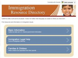 Immigration Resources Directory