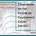 Chief Justice Receives Report from Futures Commission