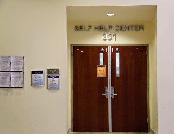 Self-Help Center
