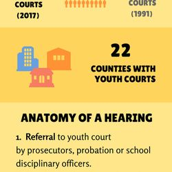 Youth Courts in California