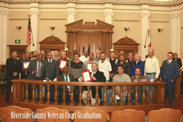 Riverside County Veteran Court