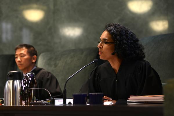 Justice Werdegar's Last Oral Argument