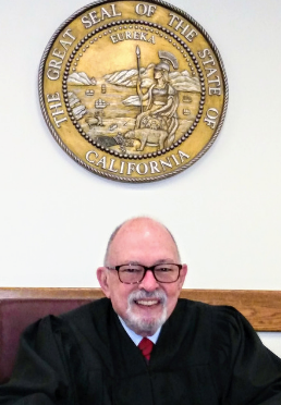 Judge Morton Rochman