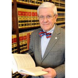 Justice Ron Robie CJEO Chair
