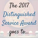 2017 Distinguished Service Award Recipients