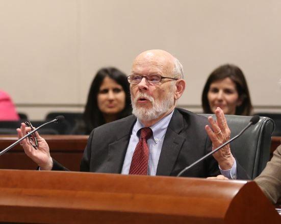Justice Johnson Judicial Council meet 7-27-17