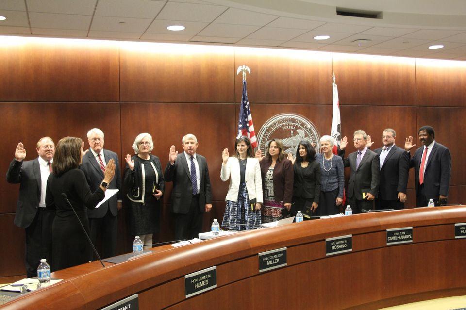 judicial council members
