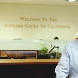 Jorge Navarrete Appointed Clerk of Supreme Court