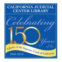 California Judicial Center Library Celebrates 150th Anniversary