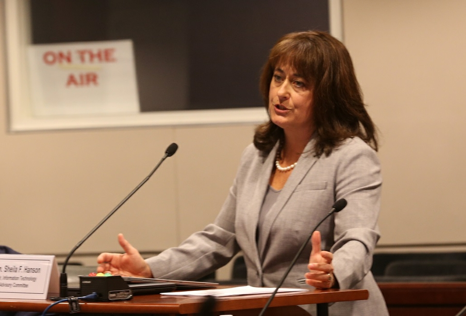 Judge Sheila Hanson - IT Disaster- Planning - Judicial Council Meeting - 3-2-18