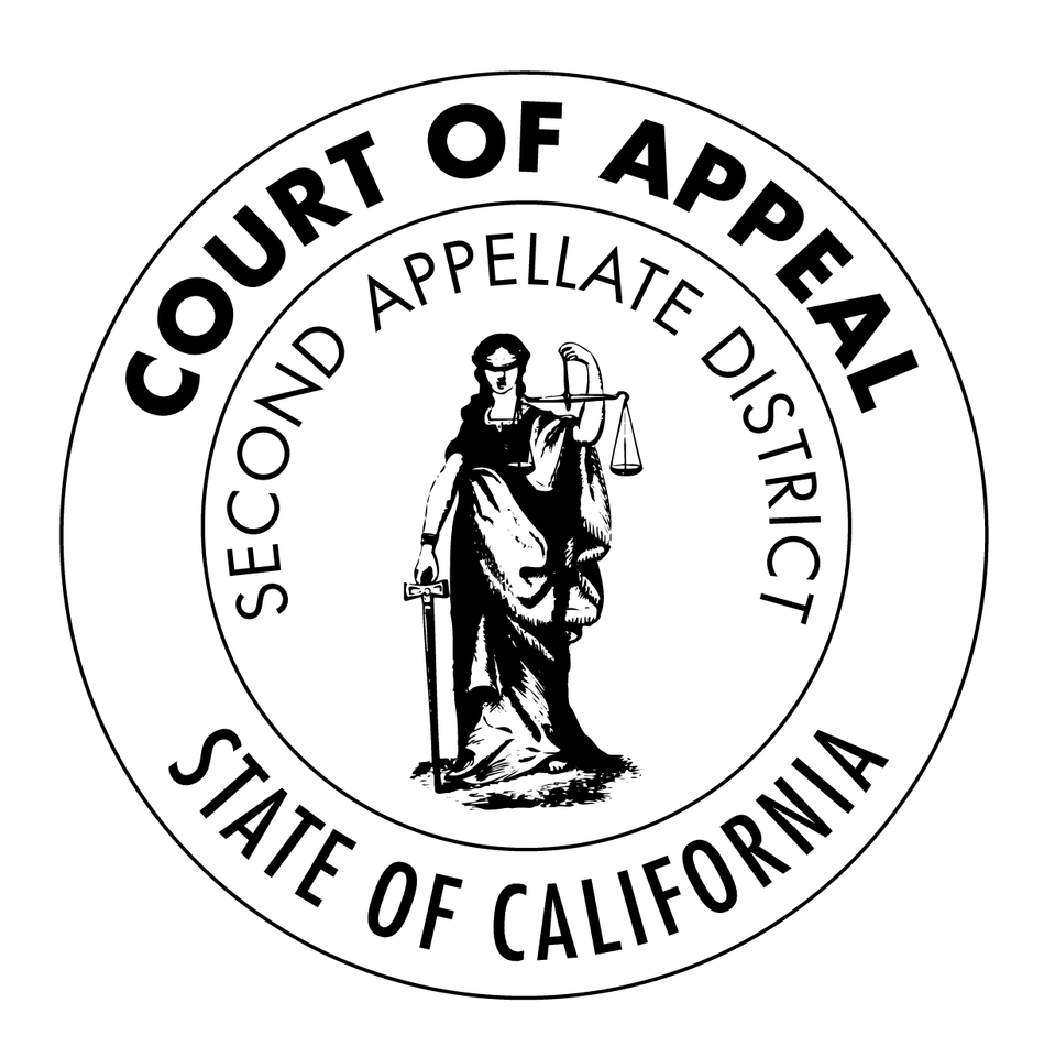 Court of Appeal Second Appellate District