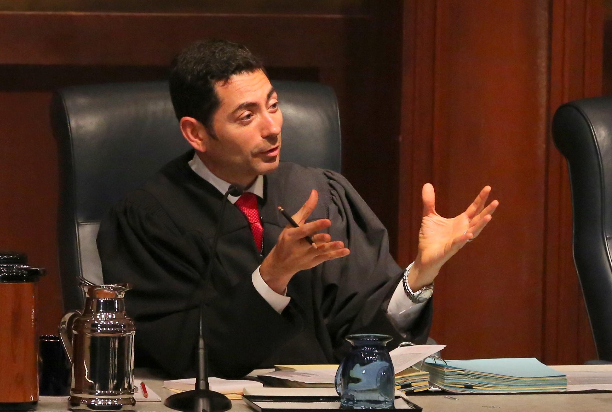 Justice Cuéllar