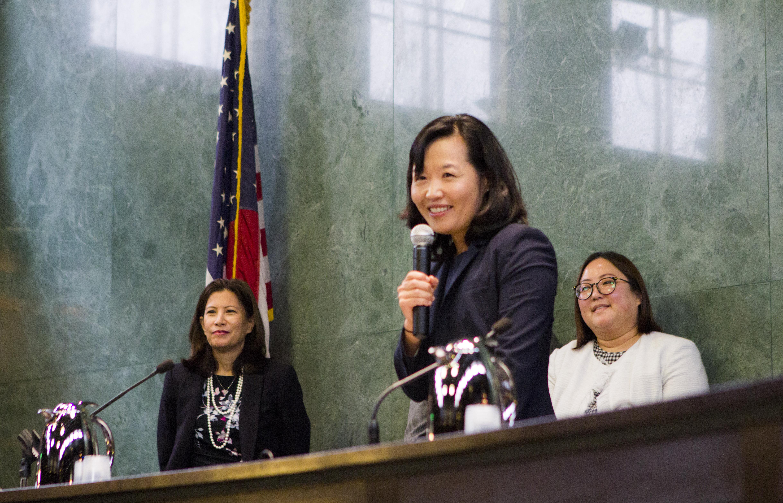 Justice Dorothy C. Kim