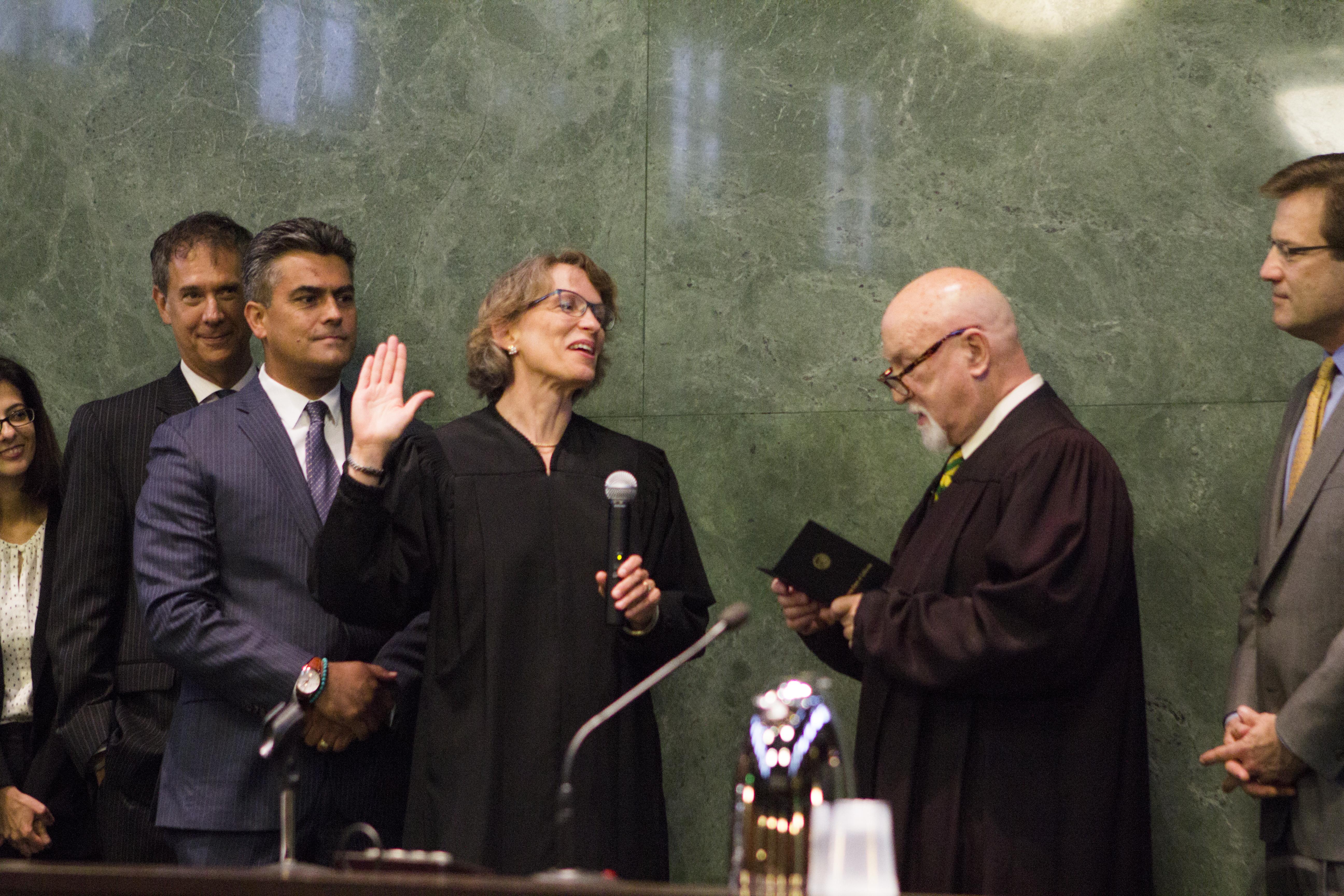 Justice Alison M. Tucher